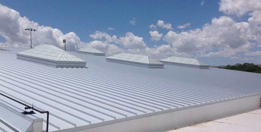 commercial roofing projects at affordable prices